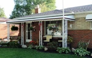 3 Columns - Mr. Enclosure Michigan Sunrooms Awnings ...