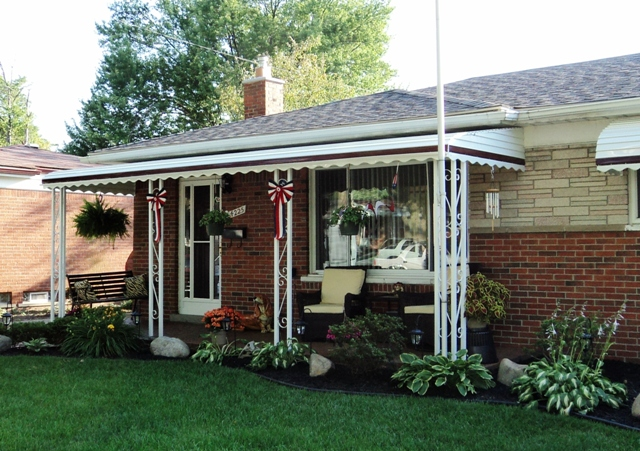 Michigan Awnings - Mr. Enclosure Michigan Sunrooms|Awnings ...