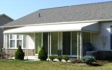 Michigan Macomb County Awning Back Porch Aw
