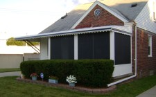Detroit Front Porch Awning