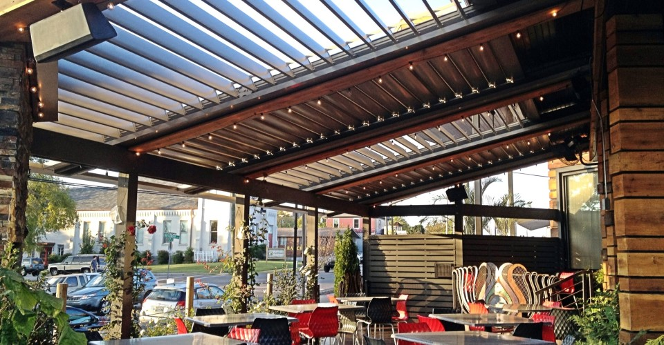 Equinox Louvered Roof Patio Covers And Carports