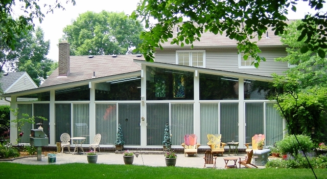 Oakland County Sunroom U2013 Split Style