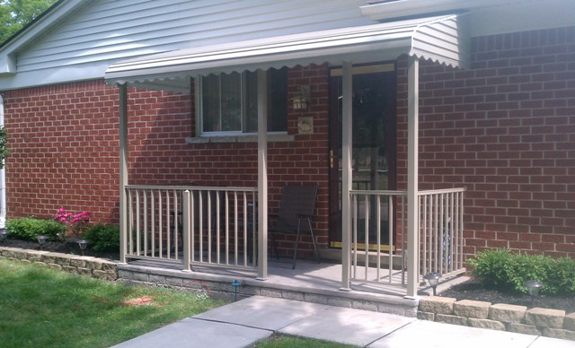 Mt Clemens Aluminum Awning
