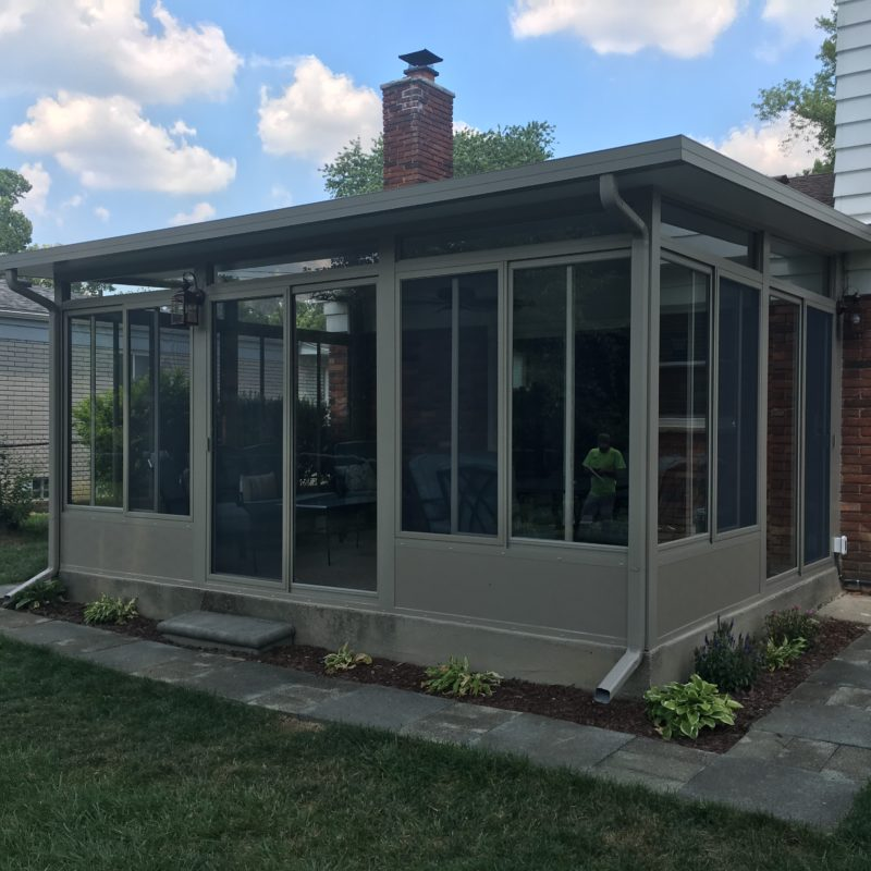 Mr. Enclosure Michigan Sunrooms