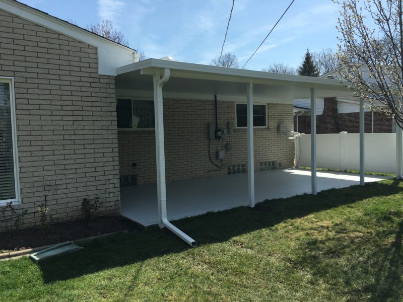 Insulated Patio Cover U2013 Troy